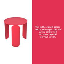 Bebop 45cm Low Table - Pink Praline