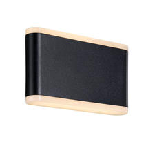 Akron 17 Wall light - Black