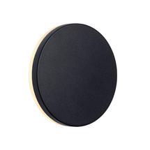 Artego Round Wall Light - Black