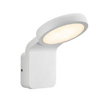 Marina Flatline Wall Light - White
