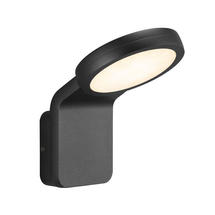 Marina Flatline Wall Light - Black