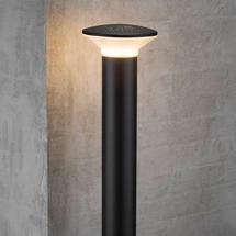 Hunt Pillar Light - Black