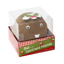Wonderball Christmas Pudding Game