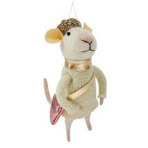 Fashionista Festive Mouse