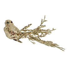 Glitterati Bird Tree Decoration