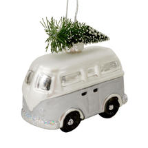 Glass Camper Vans - Silver