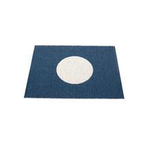 Vera 90 x 70cm - Ocean Blue / Vanilla