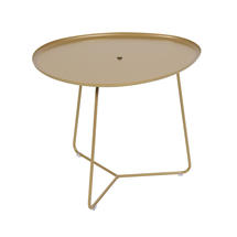 Limited Edition Cocotte Low Table - Gold