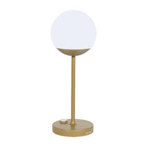 Limited Edition Mooon! Lamp - Gold Fever