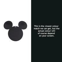 Mickey Mouse Trivet - Liquorice