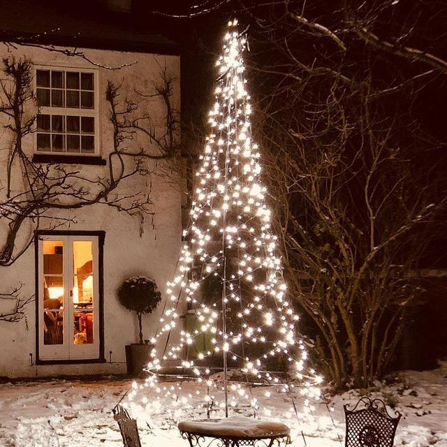 Buy Outdoor 3d Illuminated Christmas Trees The Worm