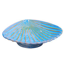 Sea Shell Bird Bath
