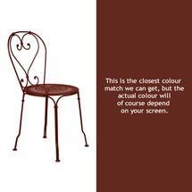 1900 Chair - Red Ochre