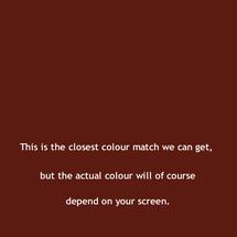 Rendez Vous Armchair - Red Ochre