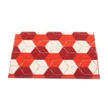 Trip Berry/Coral Red/Vanilla70x50cm