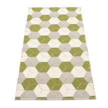 Trip Olive/Linen/Vanilla70x150cm