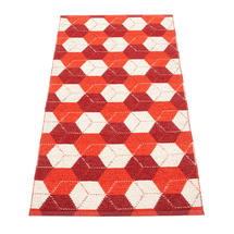 Trip Berry/Coral Red/Vanilla70x150cm