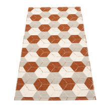 Trip Rust/Linen/Vanilla70x150cm