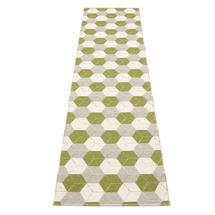 Trip Olive/Linen/Vanilla70x300cm