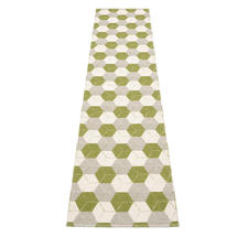 Trip - Olive/Linen/Vanilla - 70 x 450
