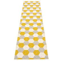 Trip Mustard/Linen/Vanilla70x300cm