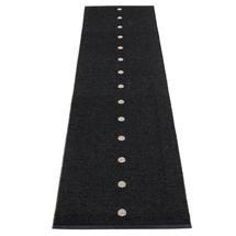 Peg Black/Linen 70x280cm