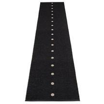 Peg Black/Linen 70x360cm