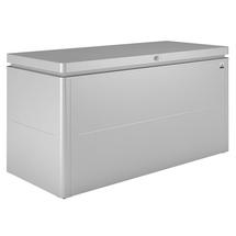 LoungeBox size 160 metallic silver