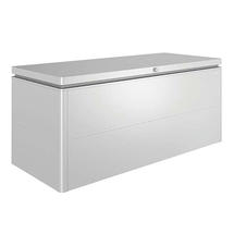 LoungeBox size 200 metallic silver