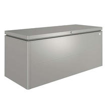 LoungeBox size 200 metallic quartz grey