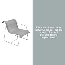 Ellipse Armchair - Steel Grey