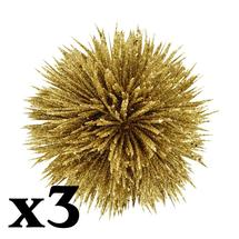 Glittered Pompoms - 3 for 2