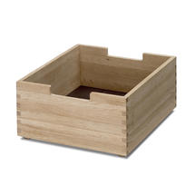 Cutter Box Small - Oak