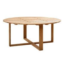 Endless Circular Dining Table - 170cm - Teak