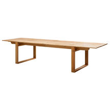 Endless Rectangular Dining Table - 332x100cm - Teak
