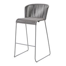 Moments bar chair - Grey