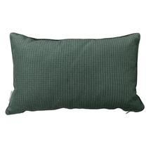 Link Outdoor Rectangular Scatter Cushion - 32x52cm - Dark Green