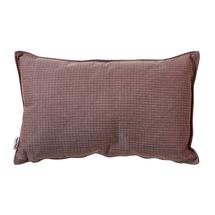 Link Outdoor Rectangular Cushions - Light Bordeaux