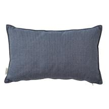 Link Outdoor Rectangular Scatter Cushion - 32x52cm - Blue