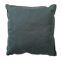 Link Outdoor Square Scatter Cushion - Dark Green