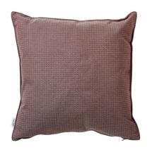 Link Outdoor Square Scatter Cushion - Light Bordeaux