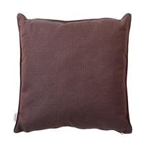Link Outdoor Square Scatter Cushion - Dark Bordeaux