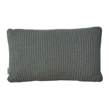 Divine scatter cushion, 32x52x12 cm - Grey