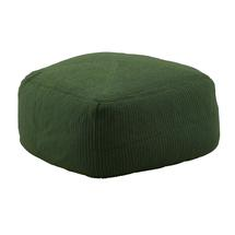 Divine Footstool - Dark Green