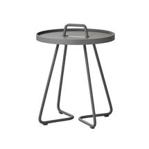 On-the-move side table x-small - Light grey