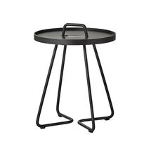 On-the-move Side Table - X-Small - Lava Grey