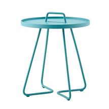 On-the-move Side Table - Small - Aqua