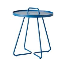 On-the-move Side Table - Small - Dusty Blue