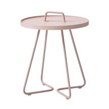 On-the-move side table small - Dusty rose