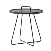 On-the-move Side Table - Small - Lava Grey